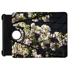 Japanese Cherry Blossom Kindle Fire Hd Flip 360 Case by picsaspassion