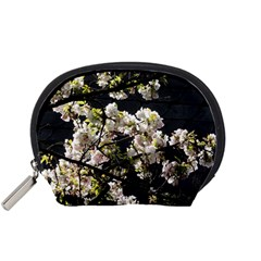Japanese Cherry Blossom Accessory Pouches (small)  by picsaspassion