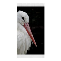 Stork Bird Shower Curtain 36  X 72  (stall)  by picsaspassion