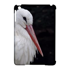 Stork Bird Apple Ipad Mini Hardshell Case (compatible With Smart Cover) by picsaspassion
