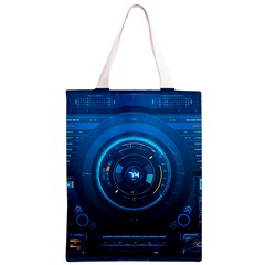 Technology Dashboard Classic Light Tote Bag by Zeze