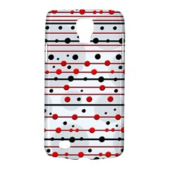 Dots And Lines Galaxy S4 Active by Valentinaart