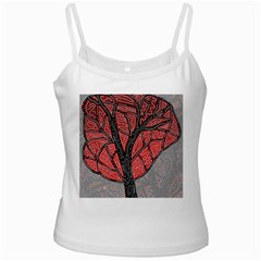 Decorative Tree 1 Ladies Camisoles by Valentinaart