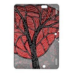 Decorative Tree 1 Kindle Fire Hdx 8 9  Hardshell Case by Valentinaart