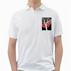 Decorative Tree 3 Golf Shirts by Valentinaart