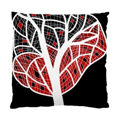 Decorative Tree 3 Standard Cushion Case (one Side) by Valentinaart