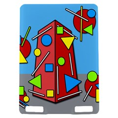 Crazy building Kindle Touch 3G by Valentinaart