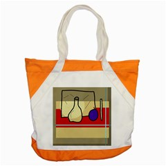 Decorative Art Accent Tote Bag by Valentinaart