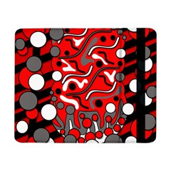 Red Mess Samsung Galaxy Tab Pro 8 4  Flip Case by Valentinaart