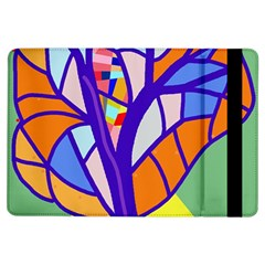 Decorative Tree 4 Ipad Air Flip by Valentinaart
