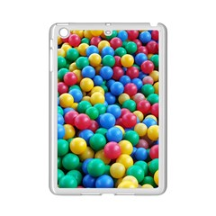 Funny Colorful Red Yellow Green Blue Kids Play Balls Ipad Mini 2 Enamel Coated Cases by yoursparklingshop