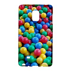 Funny Colorful Red Yellow Green Blue Kids Play Balls Galaxy Note Edge by yoursparklingshop