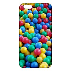 Funny Colorful Red Yellow Green Blue Kids Play Balls Iphone 6 Plus/6s Plus Tpu Case by yoursparklingshop
