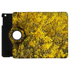 Nature, Yellow Orange Tree Photography Apple Ipad Mini Flip 360 Case by yoursparklingshop