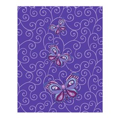 Butterfly Shower Curtain 60  X 72  (medium)  by olgart