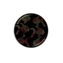 Decorative Fish Pattern Hat Clip Ball Marker by Valentinaart