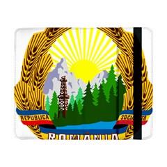 National Emblem Of Romania, 1965 1989  Samsung Galaxy Tab Pro 8 4  Flip Case by abbeyz71