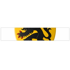 Flanders Coat of Arms  Flano Scarf (Large) by abbeyz71