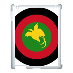 Roundel of Papua New Guinea Air Operations Element Apple iPad 3/4 Case (White) by abbeyz71