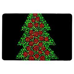 Sparkling Christmas Tree Ipad Air Flip by Valentinaart