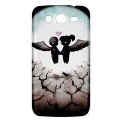 The World Comes Crashing Down Samsung Galaxy Mega 5 8 I9152 Hardshell Case