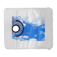 Summer Clouds And Blue Sky Samsung Galaxy S  Iii Flip 360 Case by picsaspassion