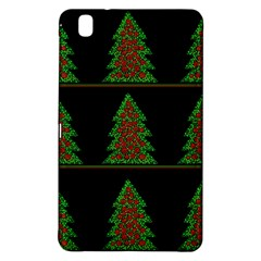 Christmas Trees Pattern Samsung Galaxy Tab Pro 8 4 Hardshell Case