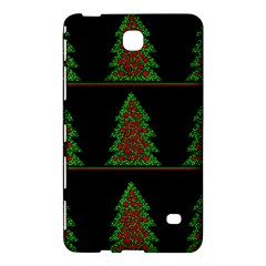 Christmas Trees Pattern Samsung Galaxy Tab 4 (8 ) Hardshell Case  by Valentinaart