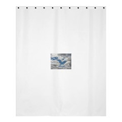 Breezy Clouds In The Sky Shower Curtain 60  X 72  (medium)  by picsaspassion
