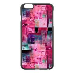 My Beautiful Mess Apple iPhone 6 Plus/6S Plus Black Enamel Case by KirstenStar