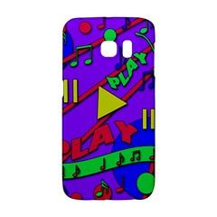 Music 2 Galaxy S6 Edge by Valentinaart