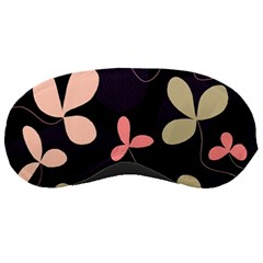 Elegant Floral Design Sleeping Masks by Valentinaart
