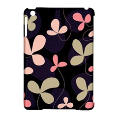 Elegant Floral Design Apple Ipad Mini Hardshell Case (compatible With Smart Cover) by Valentinaart