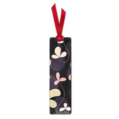 Elegant Floral Design Small Book Marks by Valentinaart