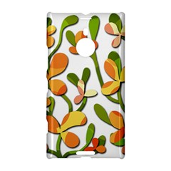 Decorative Floral Tree Nokia Lumia 1520 by Valentinaart