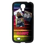 bassy - Samsung Galaxy S4 I9500/ I9505 Case (Black)