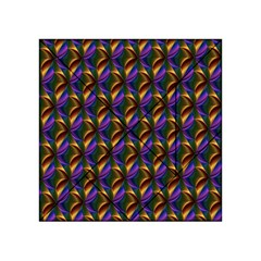 Seamless Prismatic Line Art Pattern Acrylic Tangram Puzzle (4  x 4 ) by Zeze