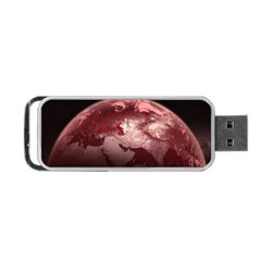 Planet Fantasy Art Portable USB Flash (Two Sides) by Zeze