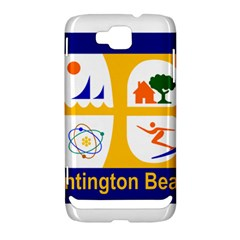 Flag of Huntington Beach, California Samsung Ativ S i8750 Hardshell Case by abbeyz71