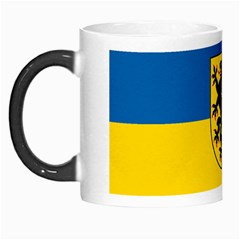 Flag Of Leipzig Morph Mugs