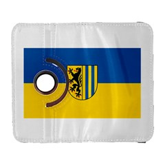Flag Of Leipzig Samsung Galaxy S  Iii Flip 360 Case by abbeyz71