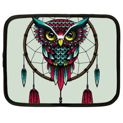 Bird Netbook Case (xl)