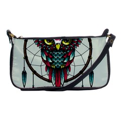 Bird Shoulder Clutch Bags