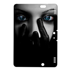 Black And White Kindle Fire Hdx 8 9  Hardshell Case by AnjaniArt