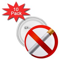 Cigarette 1 75  Buttons (10 Pack)
