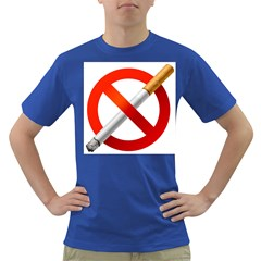 Cigarette Dark T Shirt
