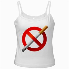 Cigarette Ladies Camisoles