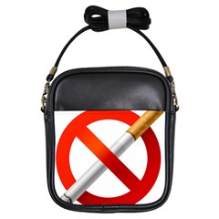 Cigarette Girls Sling Bags