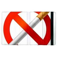 Cigarette Apple Ipad 3/4 Flip Case by AnjaniArt