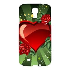 Cool Boy Wallpaper Samsung Galaxy S4 I9500/i9505 Hardshell Case by AnjaniArt